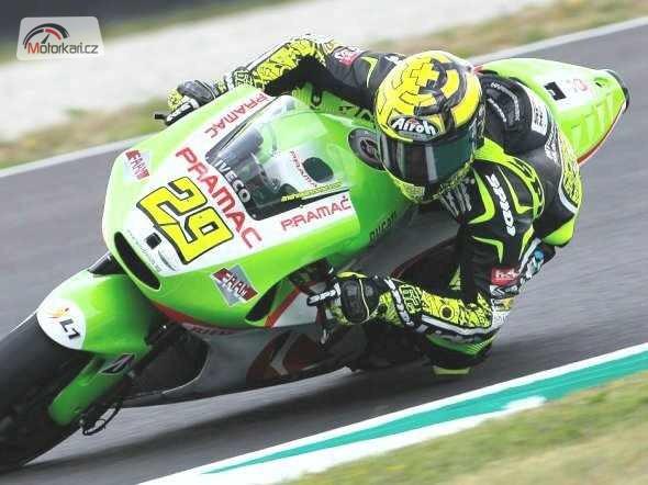 Ducati potvrdila Spiese a Iannoneho u Pramacu