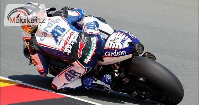 Startovní rošt MotoGP 2013