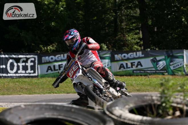 Mezinárodní mistrovství ÈR v Supermotu po páté