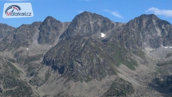 Pyrenejské putování 2012