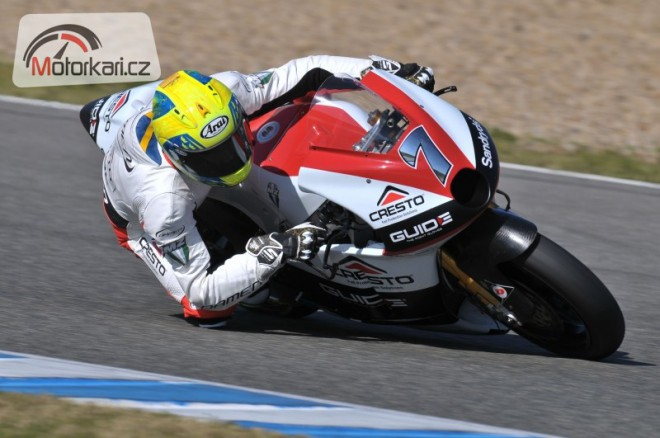 MZ-Racing ukonèil závodìní v Moto2