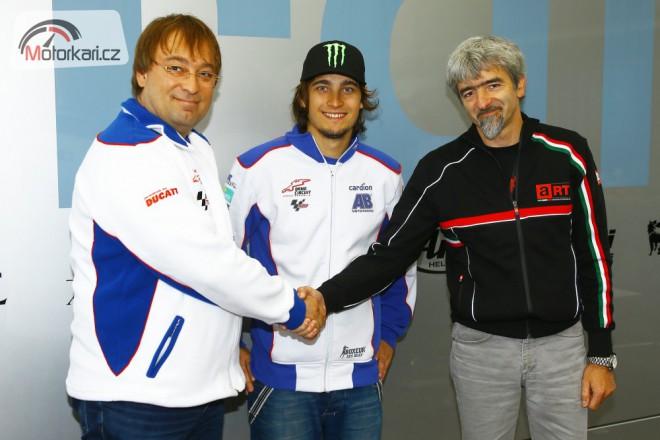 Cardion AB Motoracing v roce 2013 pojede MotoGP s motocyklem ART – Aprilia