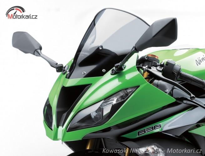 Nová Kawasaki ZX-6R Ninja se vrací k 636 ccm!