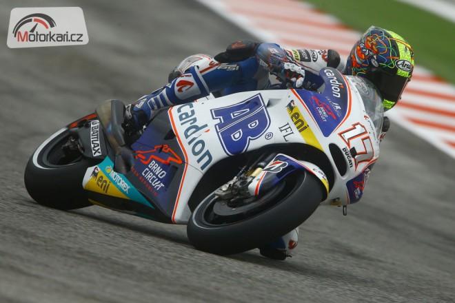 V kvalifikaci na GP San Marina zajel Abraham 11. místo