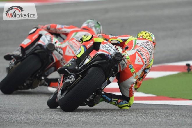 Italsk� Ducati testovala v Misanu