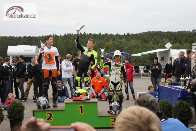 Ze Sachsenringu si Filip Salaè odvezl zlatý double