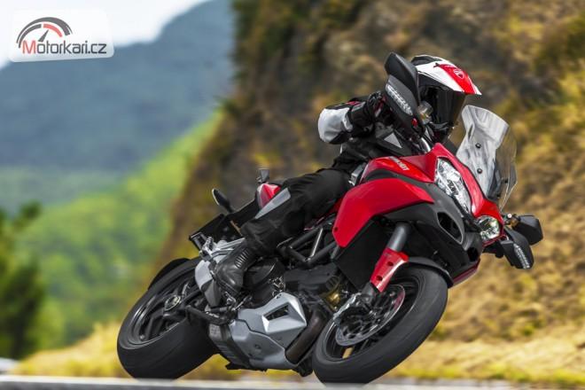 Ducati Multistrada 1200 dostane semi-aktivní odpružení