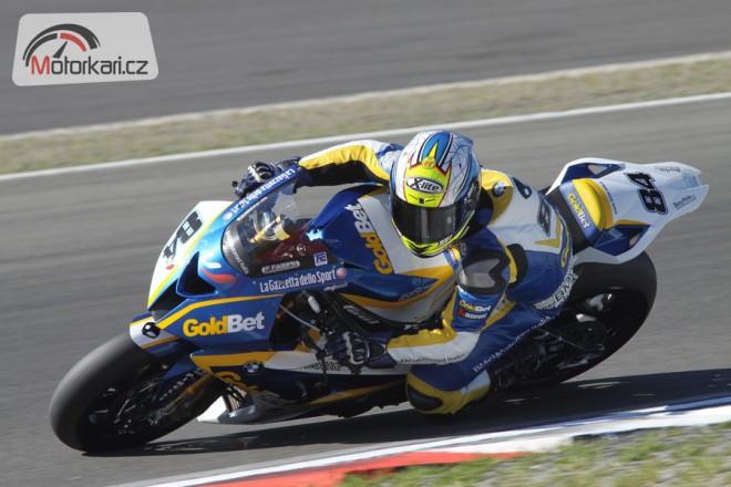 Fabrizio po dvou letech opìt na Ducati
