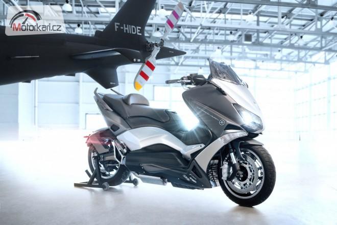 Yamaha Tmax Hypermodified Part II