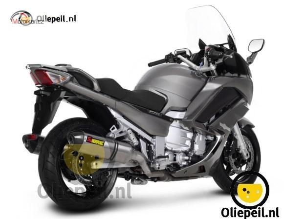 Nová Yamaha FJR1300 je venku!