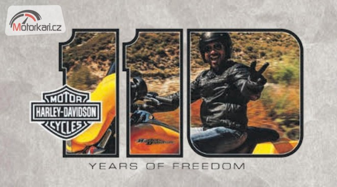 Harley-Davidson zve na Open House