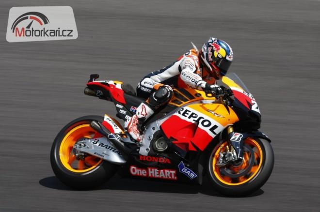 Trénink MotoGP posunut o 1 hodinu