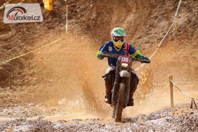 ISDE 2012: �e�t� junio�i udolali �pan�ly a jsou 7.