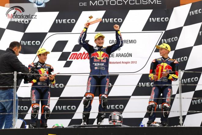 Alt je novým šampionem Red Bull Rookies Cupu