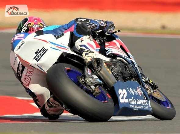 Na Silverstone vyhrál dnes dvakrát Alex Lowes