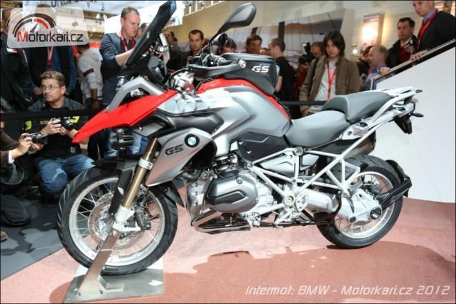 Intermot: BMW