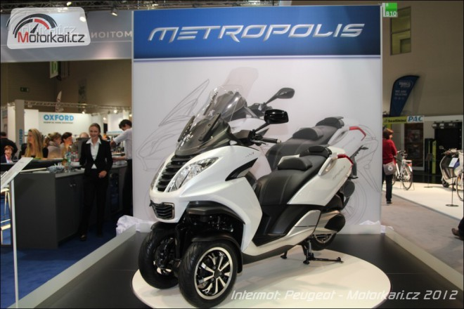 Intermot: Peugeot