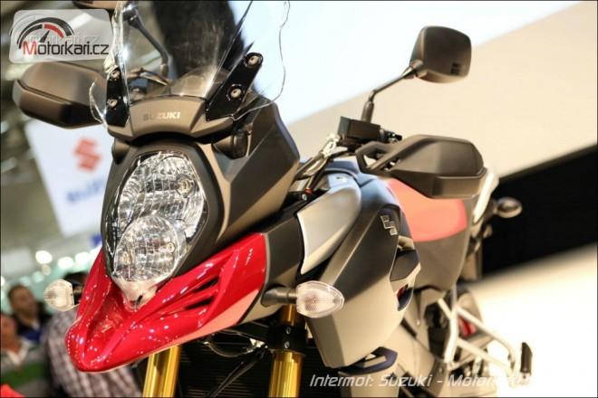 Intermot: Suzuki