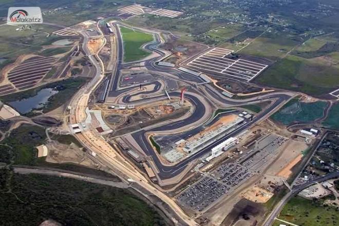 Texaská Grand Prix 2013 potvrzena