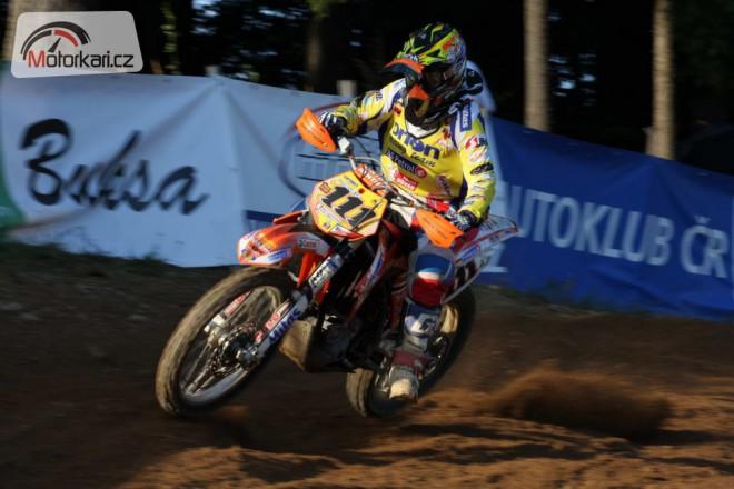 O víkendu finále MM ÈR v motokrosu v Dlouhé Louèce