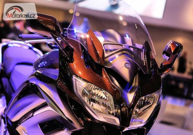 Intermot: Yamaha