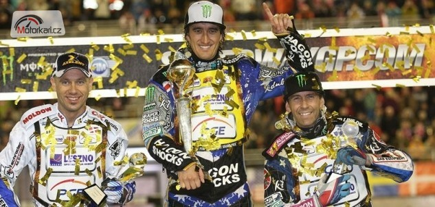 Nov�m plochodr�n�m mistrem sv�ta je Chris Holder