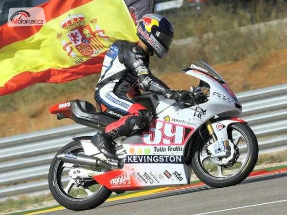 Luis Salom odchází do továrního týmu KTM