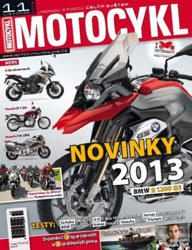 Motocykl 11/2012