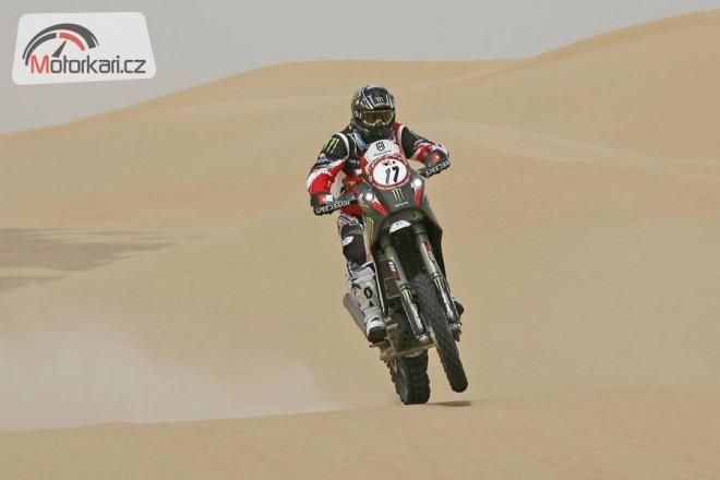 Rallye Faraonù: Historický úspìch Husqvarny