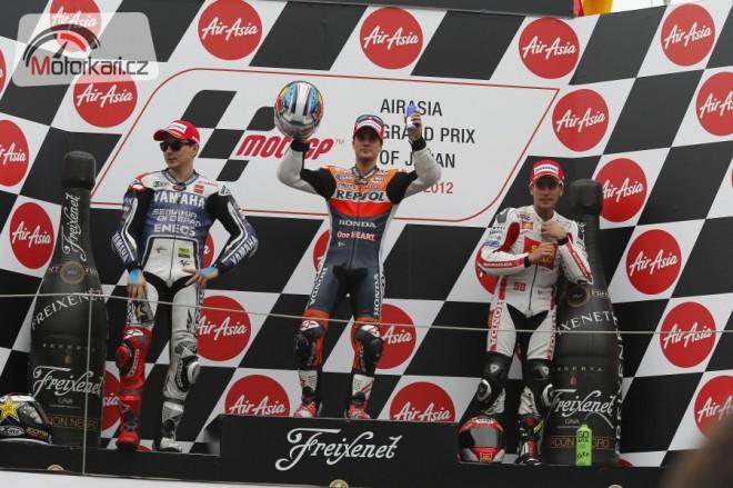 Ohlasy jezdcù po závodu v Japonsku