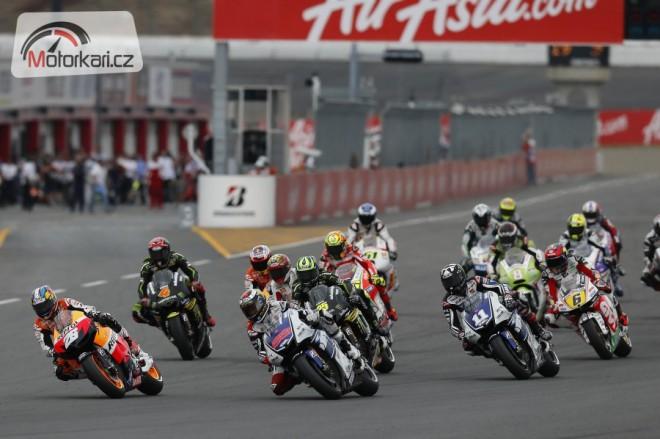 Šestnáctá GP sezony - Velká cena Malajsie