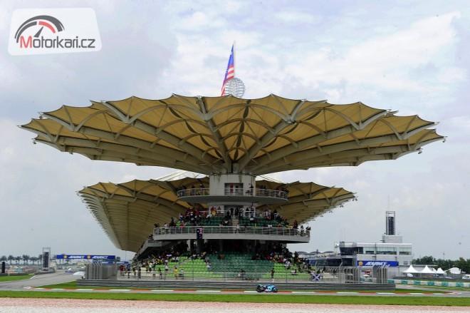 GP Malajsie - pátek v Sepangu