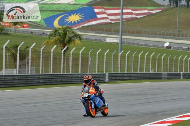 GP Malajsie - sobota v Sepangu
