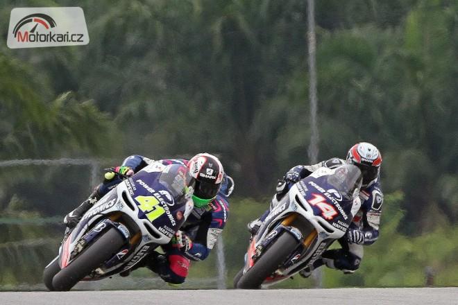 GP Malajsie - nedìle v Sepangu