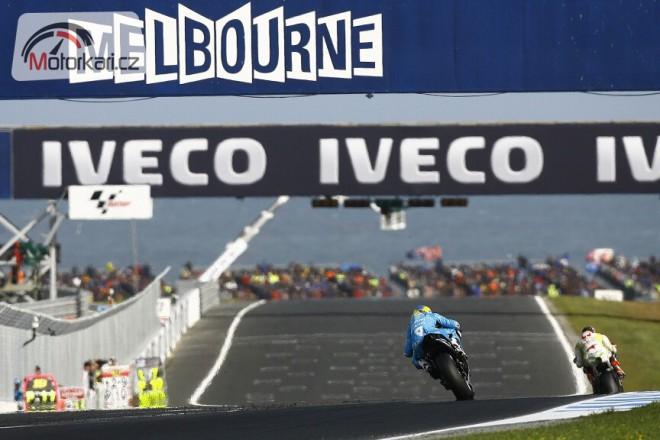 Sedmnáctá GP sezony - Velká cena Austrálie