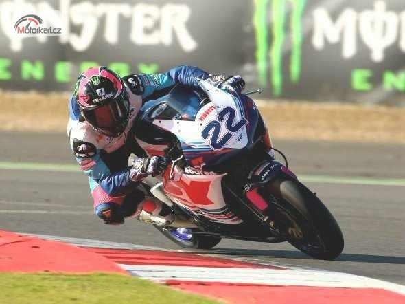 WFR Honda kon�� v britsk�ch superbic�ch