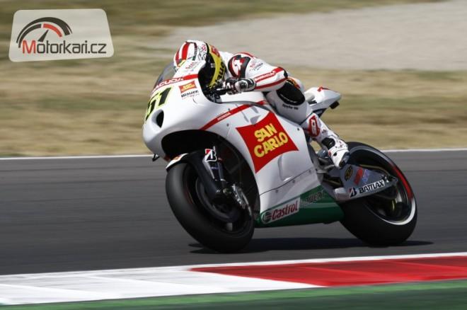 Pirro testovacím jezdcem Ducati