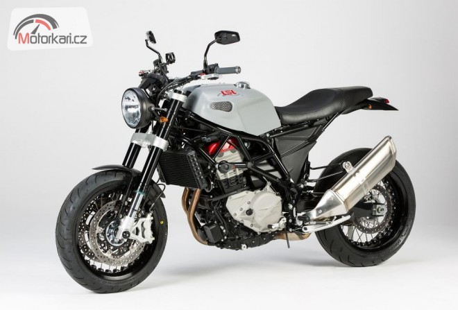 LSL Motorradtechnik upravil Husqvarnu Nuda