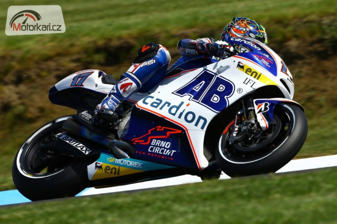 Pozitivní zaèátek GP Austrálie pro Abrahama