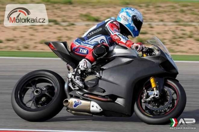 Alstare: Ducati místo MV Agusty