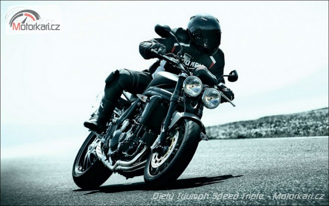 Z druh� ruky - Triumph Speed Triple