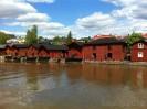 Klasick� domky v Porvoo