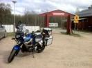 Jeden ze vstup� do n�rodn�ho parku Oulanka