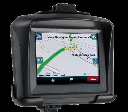 Interphone GPS Bike - navigace pro motorky