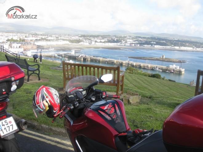 Isle of Man a kultura po cestì:-)