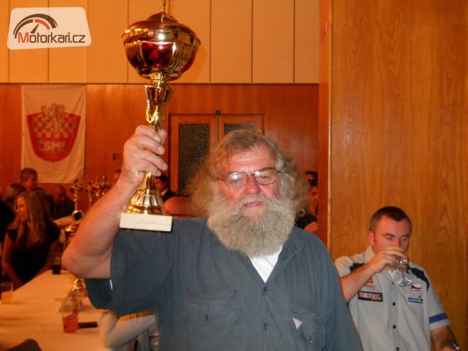 Kyjovské zakonèení silnièáøské sezóny ÈSMS  2012