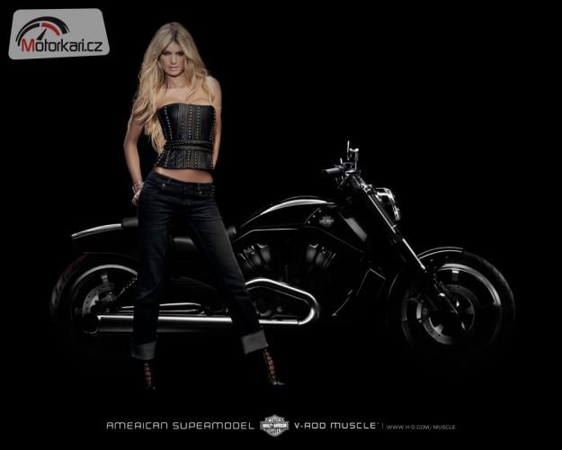 Z druhé ruky Harley-Davidson V-Rod