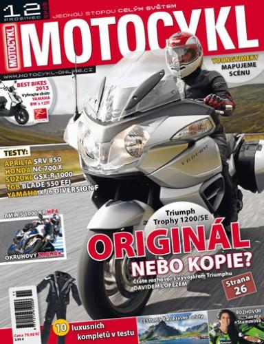 Motocykl 12/2012