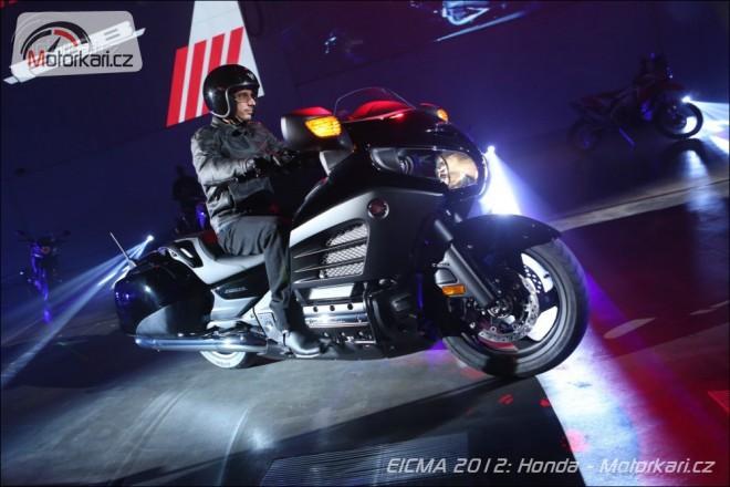 Eicma: Honda
