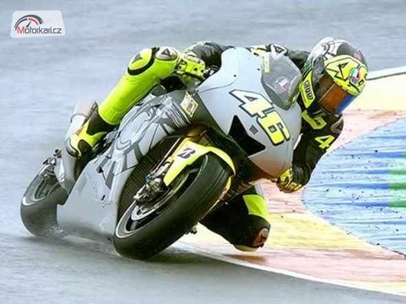 Rossi a Lorenzo budou zítra testovat v Aragonu